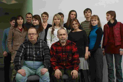 Александр Крутов (Саратов) и Сергей Плотников (Екатеринбург), фото Ольги Пушиной