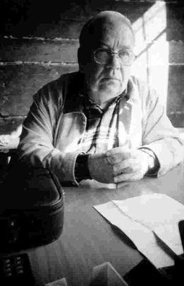 Сергей Казовский (фото Николая Клёнова, 2001 год).