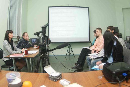 Саратовский адвокат Елена Кобзаренко (фото Ольги Пушиной).