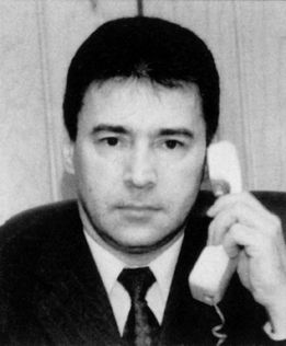 Прокурор Саратовской области Анатолий Бондар.