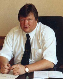 Генеральный директор ОАО «Саратовское речное транспортное предприятие» Виктор Синицын