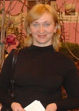 Светлана Тимошок