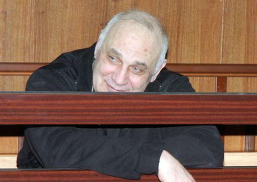 Михаил Лысенко – скамье подсудимых во время одного из судебных заседаний 2013 года.