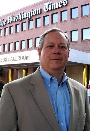 Билл Герц (Bill Gertz), обозреватель газеты «The Washington Times».