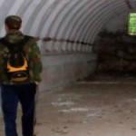 Один из малых «бункеров» в районе горы Ямантау, вид изнутри, фото сделано в августе 2010 года (автор фото – Ямиль Yamigos).
