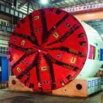 Туннелепроходческий комплекс S318, изготовитель - компания «Herrenknecht AG».