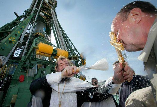 РПЦ и космонавтика России.