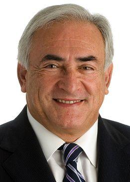 Доминик Стросс-Кан.
