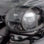 Кадр из фильма телеканала «RenTV» «Странное дело. Тайное оружие Гитлера»