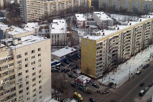 Средняя школа № 263 (фото – Олег Мацнев).