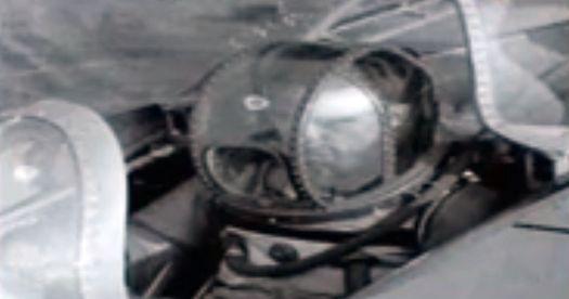 Кадр из фильма телеканала «RenTV» «Странное дело. Тайное оружие Гитлера».