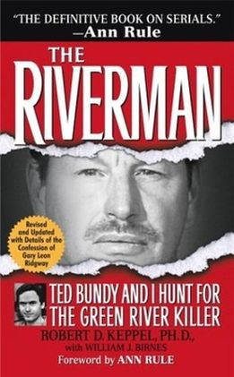 """Книга """"Речник"""" (""""The Riverman"""")."""