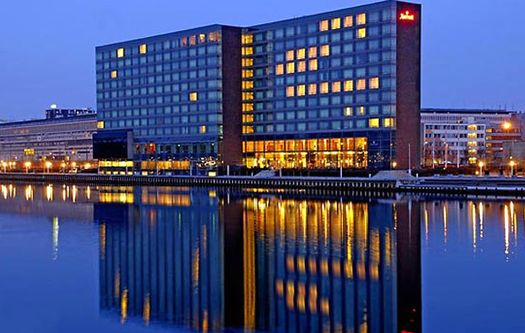 Отель «Marriott Copenhagen».