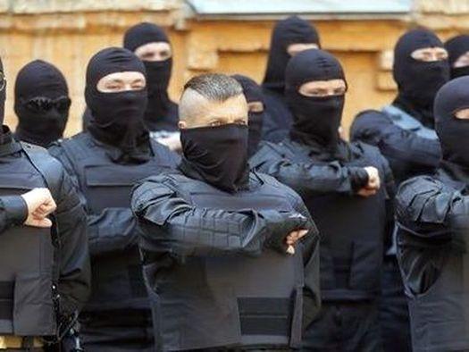 «Чёрные человечки» Андрея Билецкого.