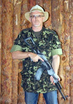 Святослав Стеценко, фото с персонального аккаунта в Facebook.