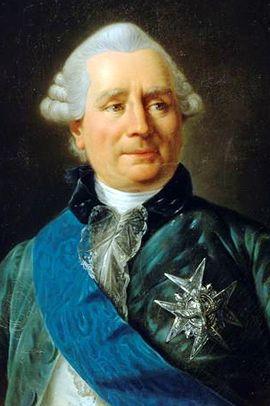 Шарль Гравье, граф де Верженн (Charles Gravier, comte de Vergennes; 29.12.1719 – 13.02.1787).
