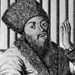 Ещё один прижизненный портрет Емельяна Пугачёва, сделанный во время его этапирования в Москву.
