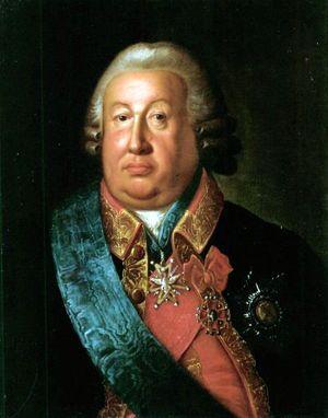 Михаил Никитич Волконский (09.10.1713 – 08.12.1788)