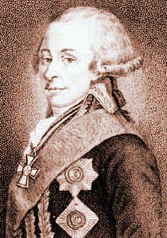 Генерал-майор Павел Сергеевич Потёмкин.