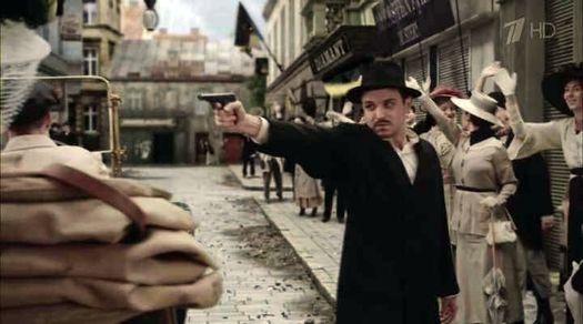 Кадр из фильма «Дорога к Первой мировой».