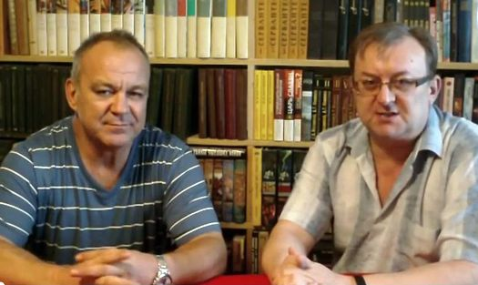 Пётр Красильников и Игорь Осовин: «Поехали!».