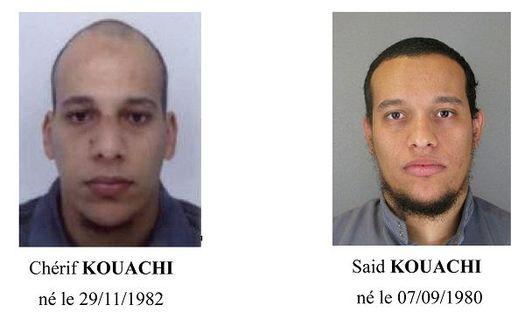 Братья Шериф и Саид Куаши.
