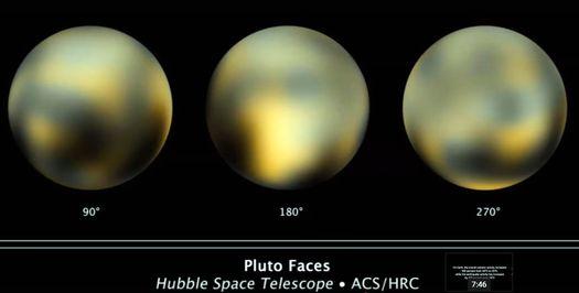 Плутон.