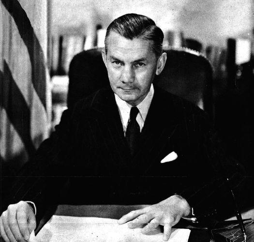 Джеймс Винсент Форрестол, август 1947 года.