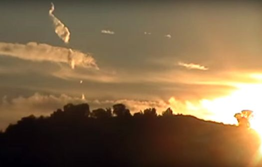 Аризона, утро 19 сентября 2015 года.