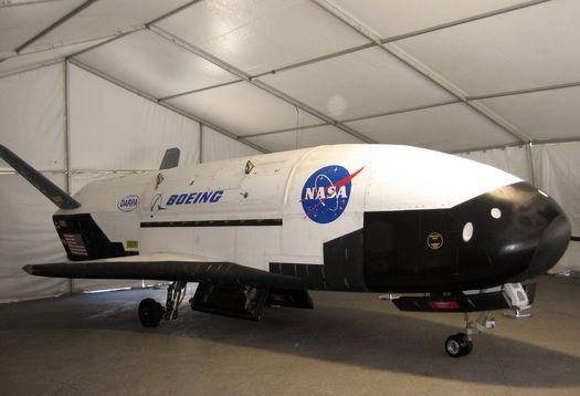 Орбитальный беспилотник X37B