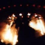 НЛО над городом Нэшвилл, штат Теннесси, 1989 год.