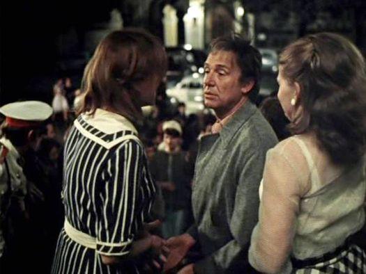 """""""Москва слезам не верит"""", кадр из фильма."""