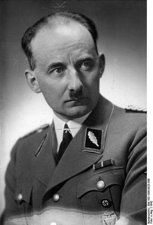 Ганс Керль, фото 1942 года.