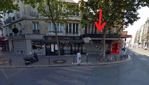 Кафе «La Belle Equipe».