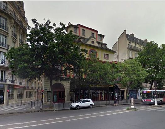 Театр «Bataclan» – здание которое было построено в последней трети XIX века.