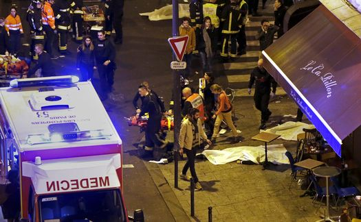 Будут ли сделаны правильные выводы из событий 13 ноября? (фото: Reuters).