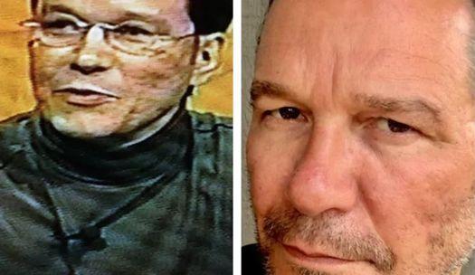 Дэвид Роберт Лобло (David Robert Loblaw) в 1997 году (на фото слева) и сегодня.