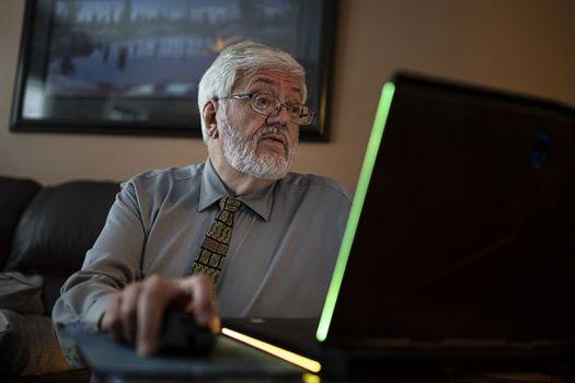 Декабрь 2019 года: Питер де Джагер (Peter de Jager) который год твердит одно и то же: «Я безумно устал от статей, в которых меня изображают отпетым мошенником!» (photo: Christopher Katsarov/THE GLOBE AND MAIL