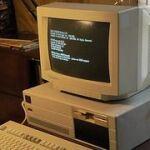 IBM computer 1997.