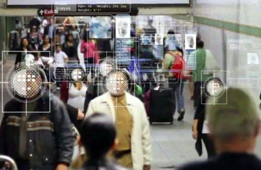 Идентификация человека с помощью камер видеонаблюдения.